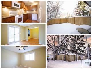 Condo for sale in 1735 LAKEWOOD RD S NW, Edmonton, Alberta, T6K3B8