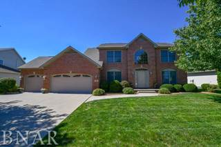 Single Family for sale in 7 Knollbrook Ct., Bloomington, IL, 61705