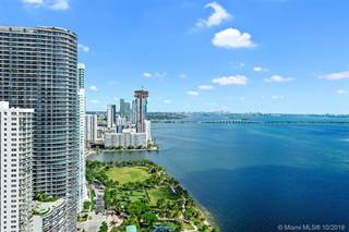 Condo for sale in 1717 N Bayshore Dr PH4138, Miami, FL, 33132
