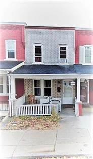 Residential Property for sale in 1017 Spring Street, Bethlehem, PA, 18018