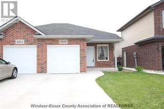 Single Family for rent in 1949 NORTHWAY, Windsor, Ontario, N9B0A3