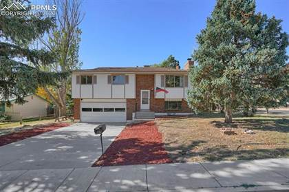 Residential Property for sale in 5480 Del Rey Drive, Colorado Springs, CO, 80918