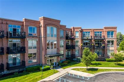 Residential Property for rent in 101 S Union Street 317, Plymouth, MI, 48170