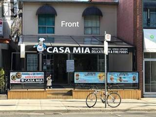 Retail Property for sale in 1985 QUEEN ST E, Toronto, Ontario, M4L1J1