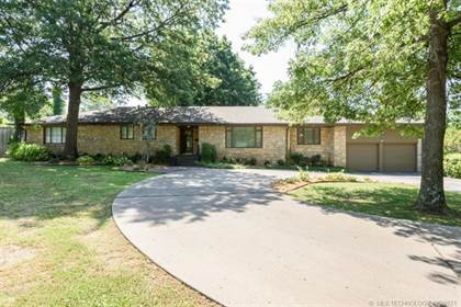 Residential Property for sale in 3605 S Florence Place, Tulsa, OK, 74105