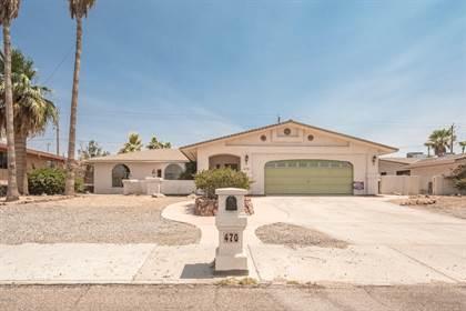 Residential Property for sale in 470 Acoma Blvd, Lake Havasu City, AZ, 86403