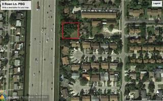 Land for sale in 0 Roan Ln, West Palm Beach, FL, 33403