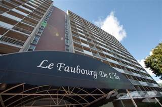 Apartment for rent in Le Faubourg de L'ile - 3 Bedroom, Gatineau, Quebec