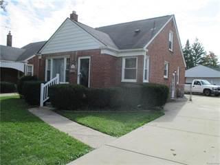 Single Family for sale in 15637 HORGER Avenue, Allen Park, MI, 48101