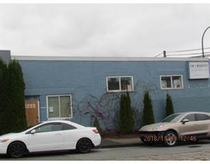 Industrial for sale in 1295 FRANCES STREET, Vancouver, British Columbia