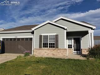Single Family for sale in 4383 E Anvil Drive, Colorado Springs, CO, 80925