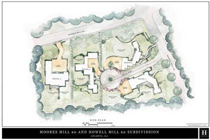 Lots And Land for sale in 2982 Howell Mill Road NW, Atlanta, GA, 30327