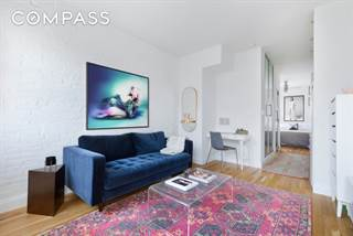 Co-op for sale in 41 Perry Street 5D, Manhattan, NY, 10014