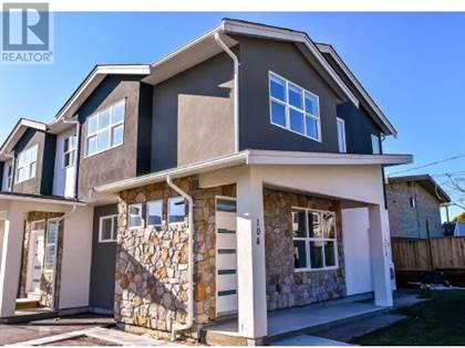 Single Family for sale in 1273 GOVERNMENT STREET 102, Penticton, British Columbia, V2A4V6