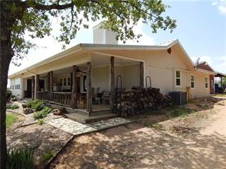 Residential Property for sale in 1401 County Road 184, Comanche, TX, 76442
