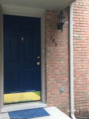 Condo for sale in 786 YORK Street, Plymouth, MI, 48170