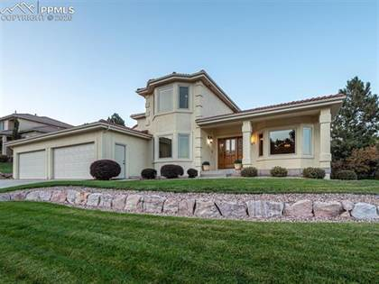 Residential Property for sale in 2945 Brogans Bluff Drive, Colorado Springs, CO, 80919