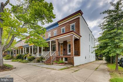 Residential Property for sale in 3201 ABELL AVENUE, Baltimore City, MD, 21218
