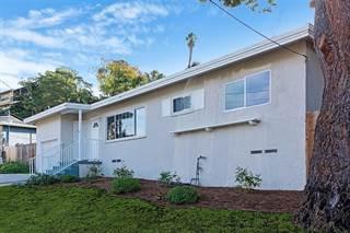 Single Family for rent in 7355 Cornell Avenue, La Mesa, CA, 91942