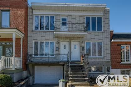 Multifamily for sale in 9886-9888 Av. Péloquin, Montreal, Quebec