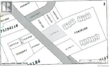 Vacant Land for sale in 163 Riverside Drive, Fredericton, New Brunswick, E3A6R1