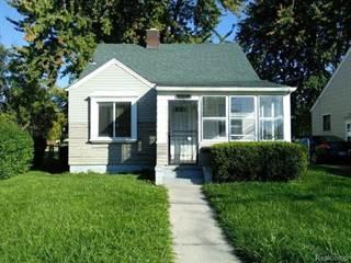Single Family for sale in 16001 FAIRMOUNT Drive, Detroit, MI, 48205