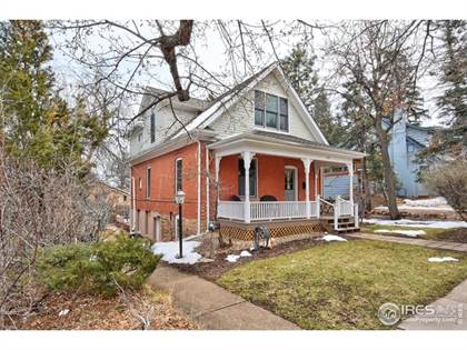 Residential Property for sale in 940 11th St, Boulder, CO, 80302