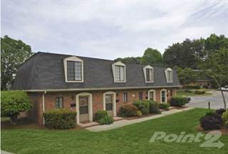 Townhouse for rent in Four Seasons Town Homes - 2 Bed 1.5 Bath Town Home, Greensboro, NC, 27407