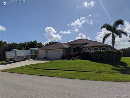 Residential Property for sale in 1098 SW Locke Avenue, Port St. Lucie, FL, 34953