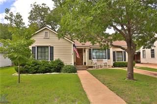 Single Family for sale in 818 Grove Street, Abilene, TX, 79605