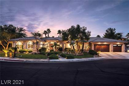 Residential Property for sale in 2009 AMBER STONE Court, Las Vegas, NV, 89134