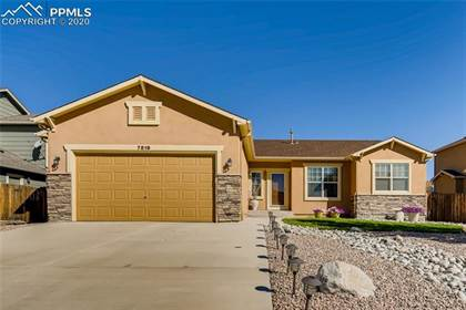Residential Property for sale in 7819 Renegade Hill Drive, Colorado Springs, CO, 80923