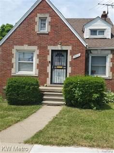 Residential Property for sale in 19641 HELEN Street, Detroit, MI, 48234