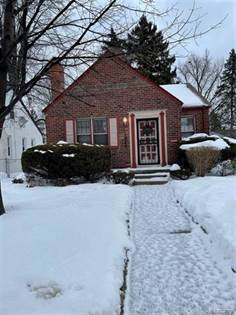 Residential Property for sale in 15346 EVERGREEN Road, Detroit, MI, 48223