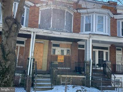 Residential Property for sale in 2903 BELMONT AVE, Baltimore City, MD, 21216