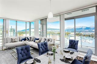 Apartment for rent in Bayview at Coal Harbour - Studio, Vancouver, British Columbia