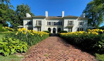 Residential Property for sale in 70 W BOSTON Boulevard, Detroit, MI, 48202