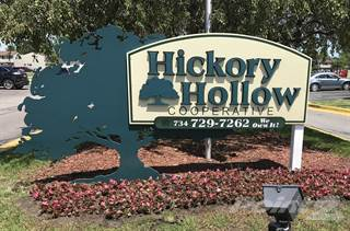 Apartment for rent in Hickory Hollow Cooperative - One Bedroom, Wayne, MI, 48184