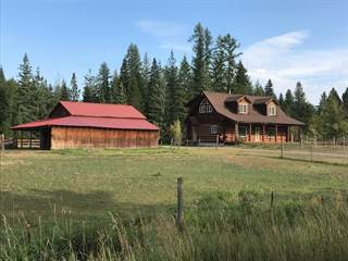 Single Family for sale in 11 4 Corners Road South, Heron, MT, 59844