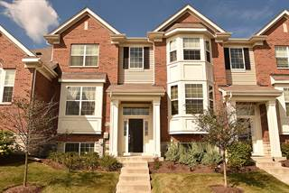 Townhouse for sale in 10527 154 Place, Orland Park, IL, 60462