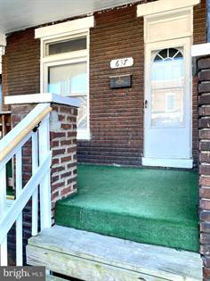 Residential for sale in 637 E 29TH STREET, Baltimore City, MD, 21218
