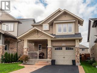 Single Family for sale in 542 ISAIAH Crescent, Kitchener, Ontario
