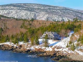 Single Family for sale in 120 Schooner Head RD, Bar Harbor, ME, 04609