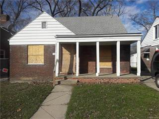 Single Family for sale in 18621 FERGUSON Street, Detroit, MI, 48235