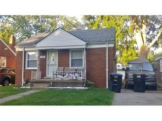 Single Family for sale in 12826 HAZELTON Street, Detroit, MI, 48223
