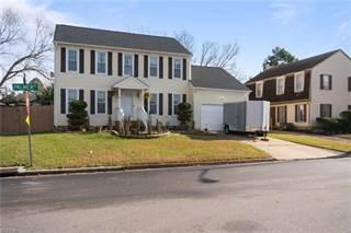 Single Family for sale in 1400 PALMER Street, Virginia Beach, VA, 23456