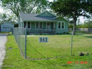 Single Family for rent in 962 Hibbs Road, Greater Morehead City, NC, 28570