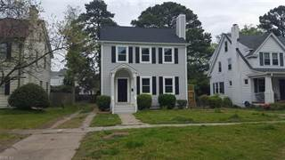 Single Family for sale in 1338 Westmoreland Avenue, Norfolk, VA, 23508