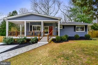 Single Family for sale in 3450 MILDRED DRIVE, Falls Church, VA, 22042