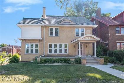 Residential Property for sale in 8505 LA SALLE Boulevard, Detroit, MI, 48206